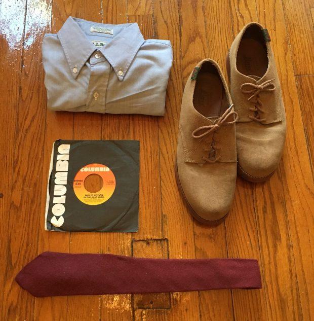 Vintage Bass Dirty Bucks, LL Bean OCBD, and More