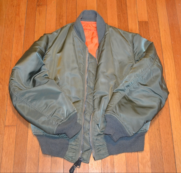 Vintage Alpha Industries MA-1 Bomber