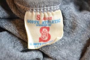 Vintage Soffe Athletic T-shirt Tag