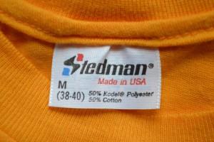 1980s Stedman Tag