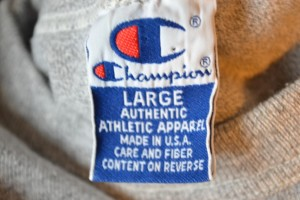 1990s Champion T-Shirt Tag