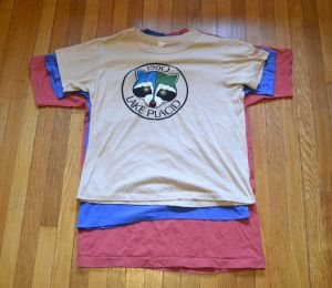 Size large vintage t-shirts