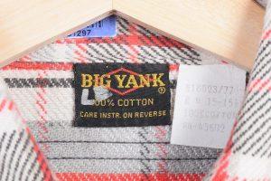 Big Yank Label 70s