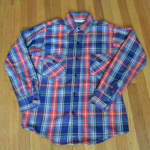 Vintage GH Bass flannel from Comma Vintage