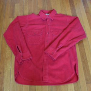 Vintage chamois flannel from Comma Vintage