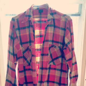 Big Jess Flannel via Comma Vintage
