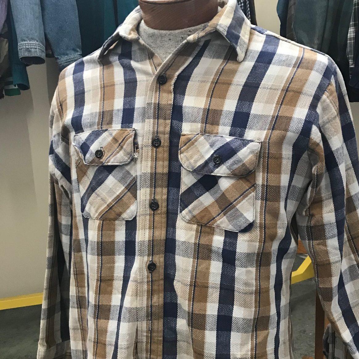 Vintage Five Brother Sanforized Flannel